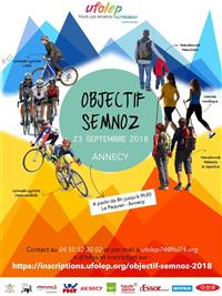 Objectif Semnoz le 23/09/2018