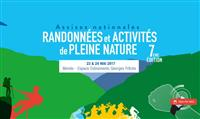 SPORTS DE NATURE : Assises nationales la randonnée , 7ème éd.