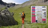 ÉCRINS : Les randonnées en itinérance