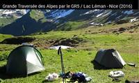 ALPES : Grande Traversée des Alpes par le GR® 5