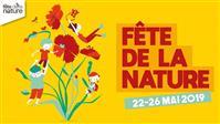 Fête de la nature du 22 au 26 mai 2019