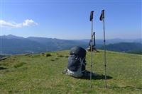 Test des bâtons de randonnée Guidetti