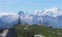 La sur-fréquentation touristique dans les Alpes